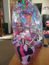 my pony easter basket my pony basket easter crafts pony easter