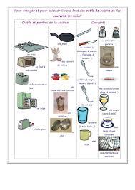 vocabulaire cuisine mon école fle basique 1 la nourriture alimentation