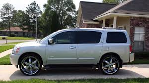 nissan armada off road nissan armada information and photos momentcar