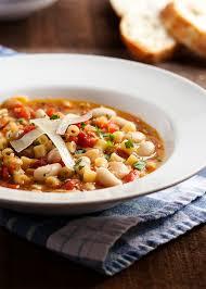 Italian Soup by Pasta E Fagioli Italian Pasta Bean Soup Just A Little Bit Of Bacon