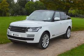 range rover white 2017 used 2017 land rover range rover for sale in cardiff pistonheads