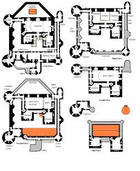 modern castle floor plans modern mini castle house plans floorplans castle
