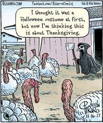 thanksgiving comic tags bizarro