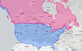 Algeria On Map The True Size Of Africa India The Us Most Of Europe Put Europe Vs