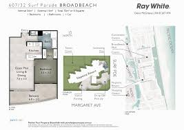 gold coast convention centre floor plan 607 32 surf parade broadbeach qld 4218 sold realestateview
