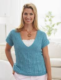 broomstick knitting tops tanks tees knitting patterns in the loop knitting