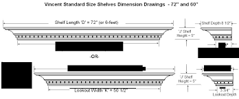 Standard Fireplace Dimensions by This Mantel Shelf Features Dentil Molding For A Colonial Appeal
