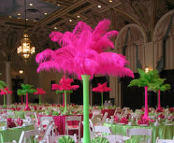 Ostrich Feathers For Centerpieces by Discount Rose Ostrich Feathers 2017 Rose Ostrich Feathers On