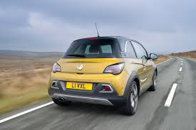 opel adam 2015 vauxhall adam rocks review 2014 parkers