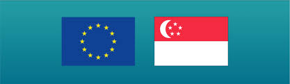Singapur Flag The European Union Singapore Free Trade Agreement Eusfta