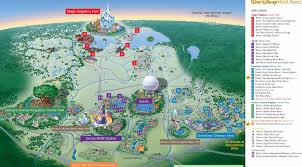 Map Of Orlando by Amusement And Theme Parks U2013 Orlando Florida Resorts Waterparks