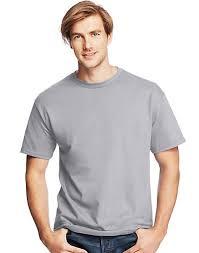 Hanes Our Most Comfortable T Shirt Hanes 5280 Comfortsoft T Shirt 3xl Light Steel Ebay