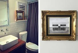 decorating ideas for bathroom walls 20 simple bathroom wall decor ideas shutterfly