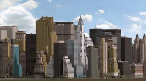 New York City Map For Minecraft by This Minecraft Manhattan Is Insane And Probably Took 1 000 Hours