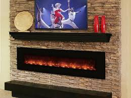 Napoleon Electric Fireplace Napoleon Efl50h Electric Linear Fireplace Home Design Ideas