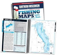 Wisconsin Dnr Lake Maps by Southern Wisconsin Fishing Map Guide Sportsman U0027s Connection