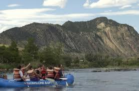 rafting gardiner vacations