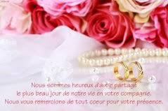 texte carte mariage cartes virtuelles mariage texte remerciements joliecarte