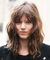 swag hair cut the shag is the it girl hairstyle replacing the lob girl