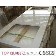 cutting countertop for sink quartz stone for kitchen countertop with sink cut from china