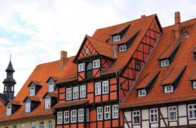 germany the houses in quedlinburg the travel masters