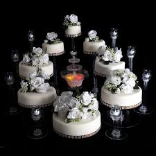 cupcake and cake stand 5 tier cake stand efavormart