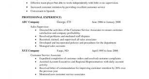 good customer service skills resume resume sample resume for fast food restaurant wonderful customer
