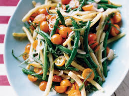 green bean and tomato salad with tarragon dressing recipe paul