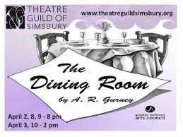 The Dining Room Ar Gurney Theatre Guild Of Simsbury Presents U0027the Dining Room U0027 Simsbury