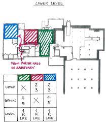 floor plan first parish in concord
