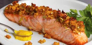 cuisine saumon saumon en croûte de condiment savora marabout côté cuisine