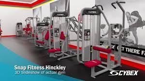 cybex snap fitness hinckley slideshow youtube