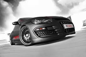 auto design mr car design vw scirocco black picture 27858
