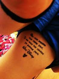 long black short love quote tattoos for girls cool short