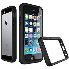 iphone 5 5s se case rhinoshield bumper no bulk amazon co uk