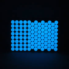 popular wall stickers round buy cheap wall stickers round lots 100pcs lot luminous round dots wall stickers home decor novelty blue light glowing switch sticker