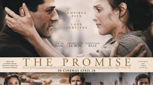 film oscar record the film the promise puts the record straight on the armenian
