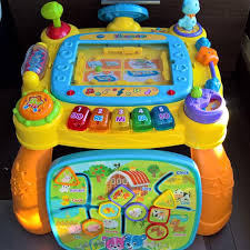 Best Activity Table For Babies by Best Vtech Idiscover App Activity Table For Sale In Regina