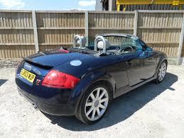 used audi used 2003 audi tt roadster quattro for sale in preston lancashire