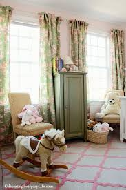 Pink And Green Bedroom - curtains curtains pink and green ideas 18 shabby chic bathroom