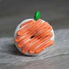 Kids Halloween Crafts Easy - donut pumpkins fun u0026 easy kids halloween food craft it u0027s
