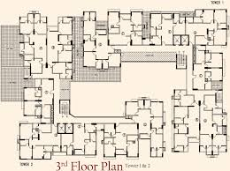 orchestra floor plan 2 3 4 bhk cluster plan image asset orchestra for sale rs 4 750