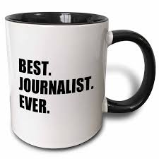 journal writing journalist mugs journalist gifts coffee gifts