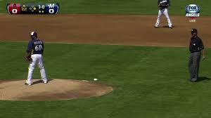 Home Plate Baseball by Umpire Tim Mcclelland Called Balls And Strikes From Behind The