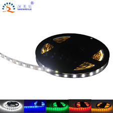 12v Waterproof Led Light Strips by Led Strip Smd 5050 12v Dc Flexible Light 60leds M Waterproof Led