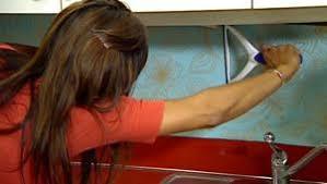 Wall Paper Backsplash - do it yourself diy kitchen backsplash ideas hgtv pictures hgtv