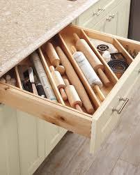 kitchen drawer storage ideas kitchen drawer organizer ideas 17