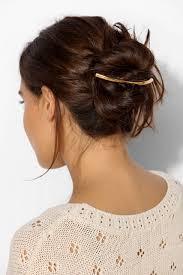 barrette hair curved metal barrette barrette and metals