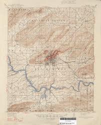 Arkansas Map Us Arkansas Historical Topographic Maps Perry Castañeda Map