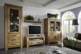 Wohnzimmerschrank Massivholz Nauhuri Com Wohnwand Echtholz Massiv Neuesten Design